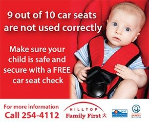 Car Seat Safety Week