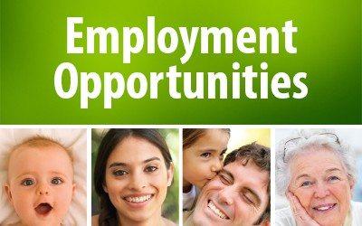 Hilltop Employment Opportunities