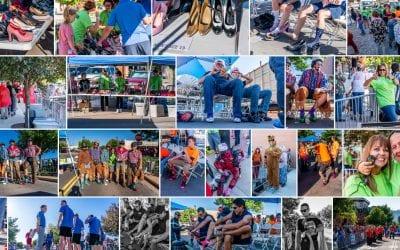 Men in Heels Race 2019