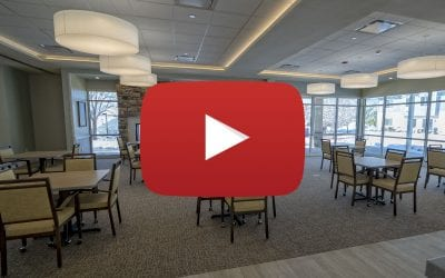 The Fountains Newly Renovated Dining Room Is Now Open